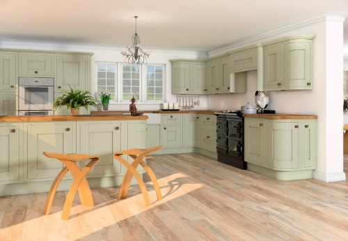 Gainsborough solid wood painted sage