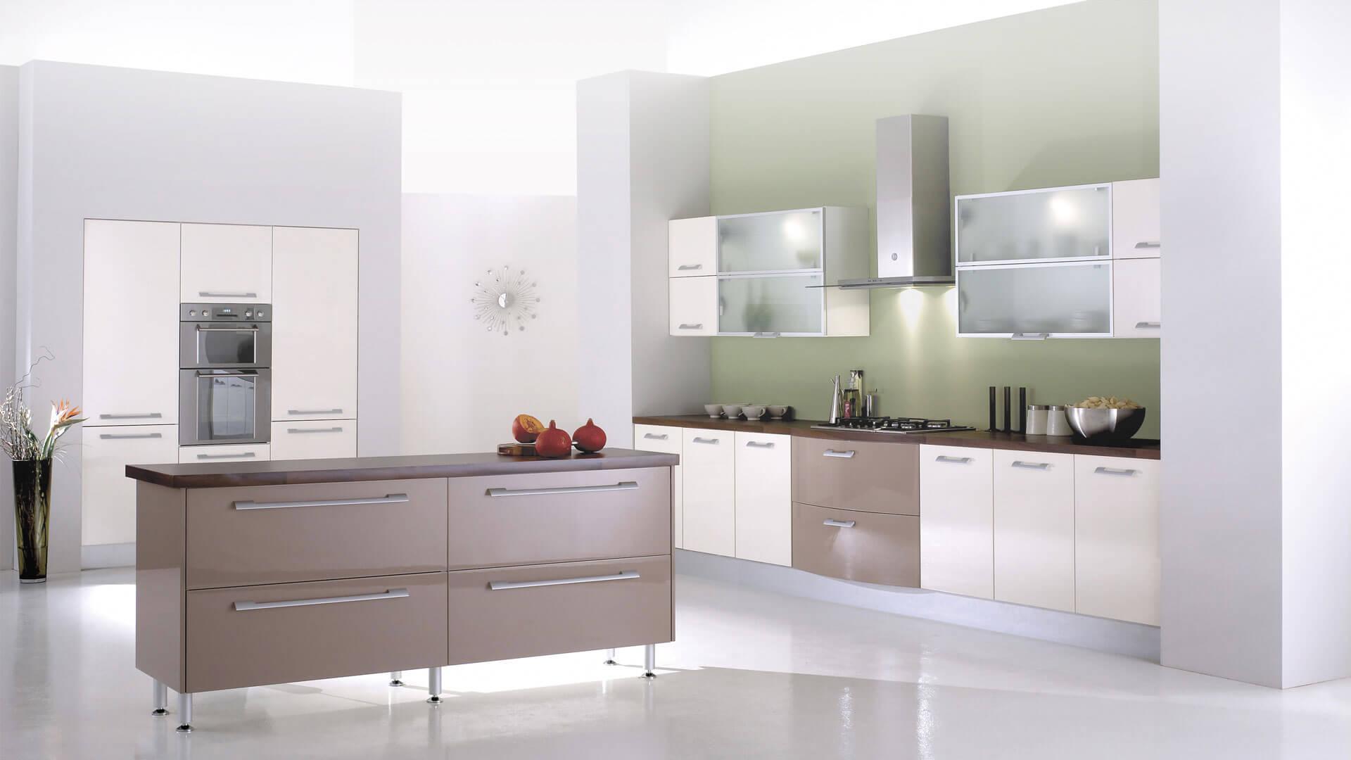 Modern Chesterfield Kitchen