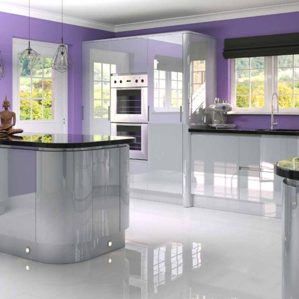 Modern High Gloss Doors
