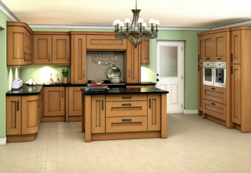 Vermuyden solid wood Oak